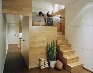 东村工作室设计合理利用空间的小户型公寓