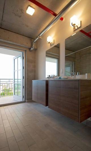 宽敞大气复式装修风格公寓