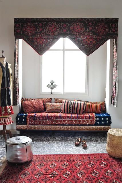 摩洛哥风格别墅设计 民族风混搭其中