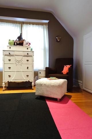 100平米现代风格三居室