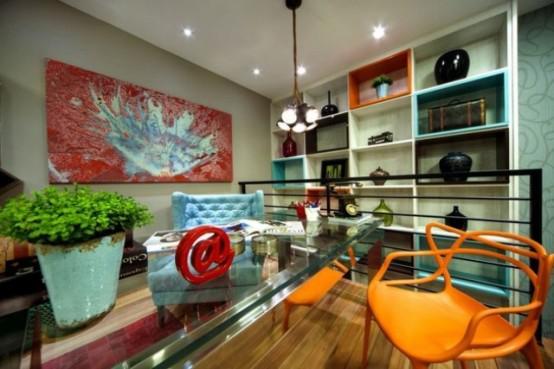 拉斐爾·西蒙納西瘋狂多彩公寓