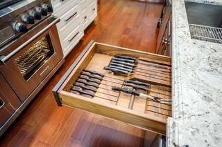 功能齐全的开放式厨房装修