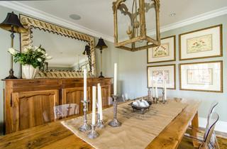 简欧风格装修 古色古香的客厅