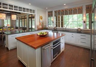 湖边休闲装修设计 厨房设计