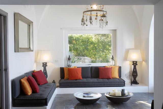 别墅室内设计大全 欧式简约别墅