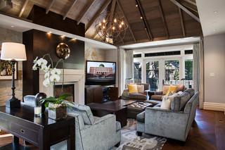 复式装修的住宅 可以尽情的享受阳光