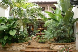 热带雨林 东南亚风格别墅装修效果图