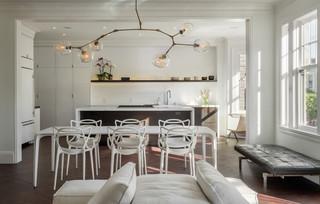巴黎的现代公寓——太平洋高地