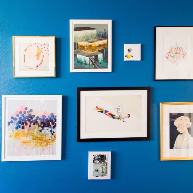11款不同风格背景墙 你喜欢那种