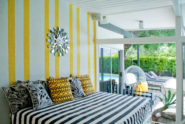 棕榈泉的别墅设计