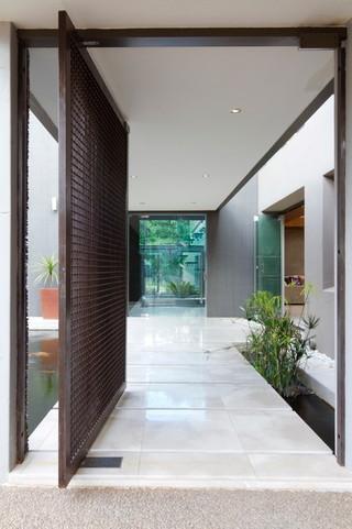 老房空间装修 现代简约风格翻新设计