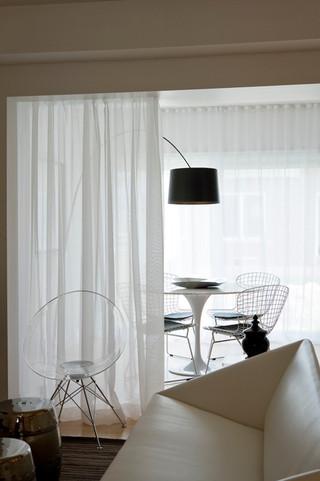 现代简约风格客厅设计  时尚又实用