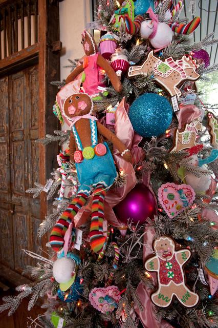 圣誕節的狂歡布置 圣誕樹
