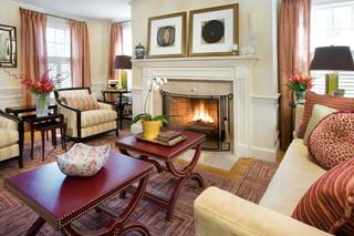 简欧风格家居设计 简洁中弥漫着尊贵