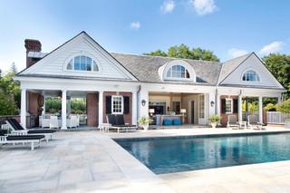 美式风格的别墅