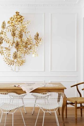 西班牙现代风情简约居室 活出你的年轻态