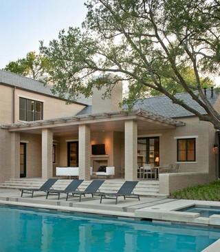 混搭风格别墅设计 巧用色彩让家靓起来