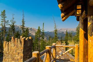 木结构传统风格别墅装修