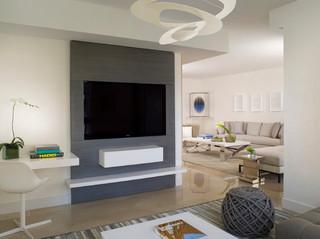 现代简约风格的唯美 创新家居客厅设计