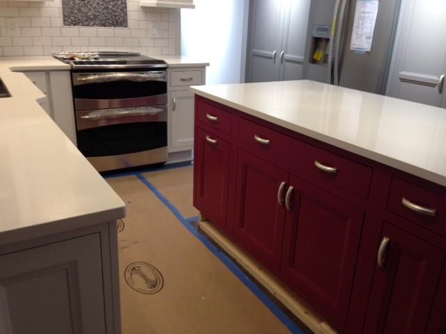 厨房装修效果图 令你心花怒放的设计