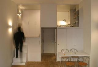 马德里28平米微户型公寓