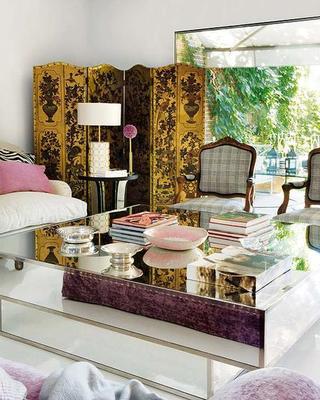 马德里女性化现代风格舒适公寓