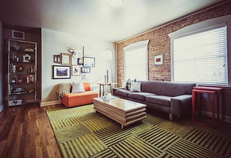 美國混搭風輕古典公寓