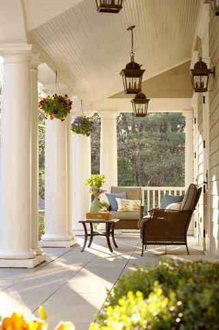 欧式风格的别墅 大气之中带着可爱