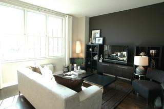 简约不简单的现代公寓