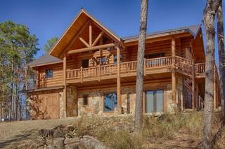 全木质结构住宅 不一样的生活感受