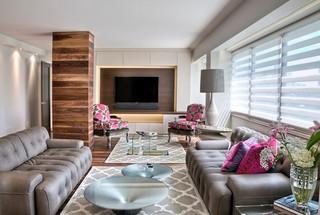 欧式室内设计 欧式带来华丽体验