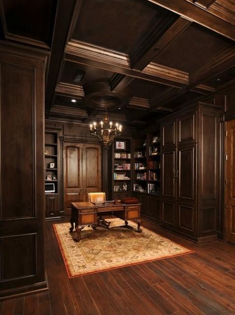 古典风格装修别墅设计