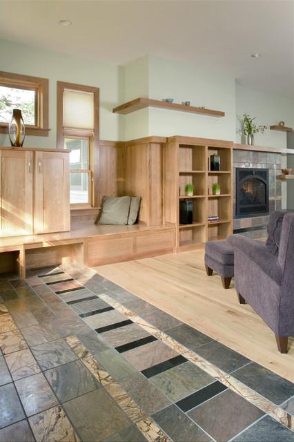 美式乡村风格客厅大户型客厅简洁地板瓷砖图片高清图片