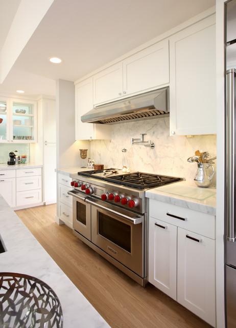 简欧风格家具4平米厨房橱柜安装图
