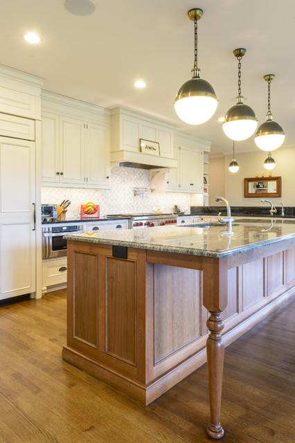 简欧风格厨房简洁卧室小户型开放式厨房设计图纸