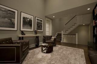 现代公寓设计 舒适与时尚并存