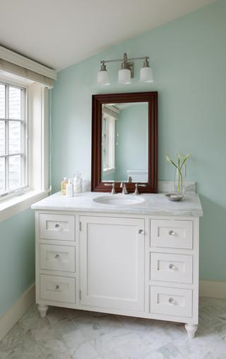 30平米小户型小清新白色室内装修效果图