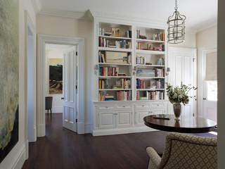 低调的奢华 美国富人区里的实用美式别墅