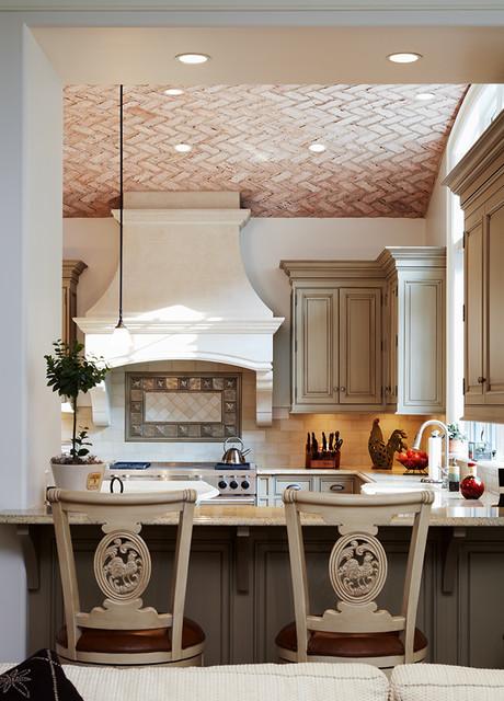 新古典风格公寓艺术家具圆形餐桌图片