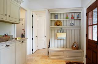 新古典风格客厅复式公寓艺术家具客厅玄关隔断装修效果图