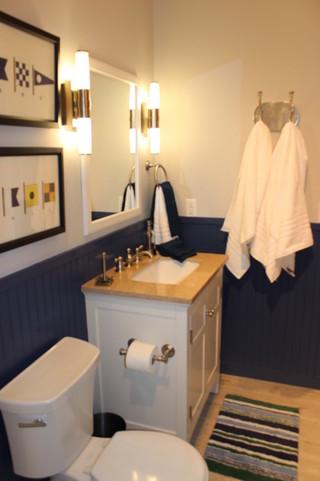 单身公寓厨房蓝色厨房2013卫生间效果图