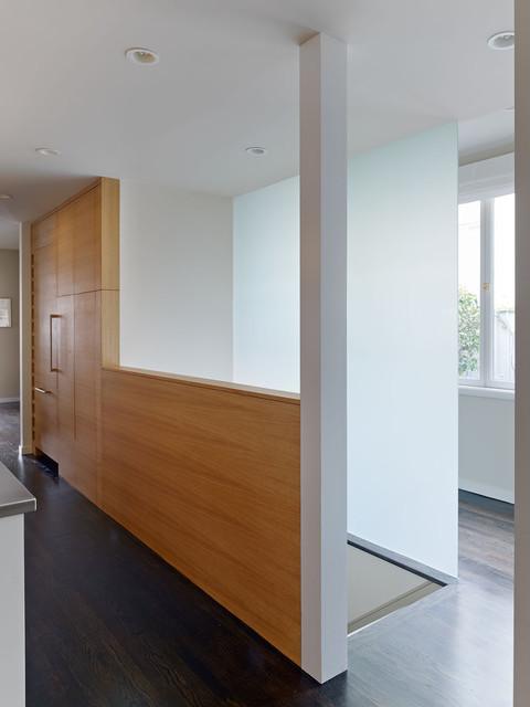 现代简约风格精装公寓舒适装修效果图