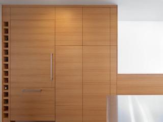 现代简约风格卧室公寓舒适整体衣柜设计图定制