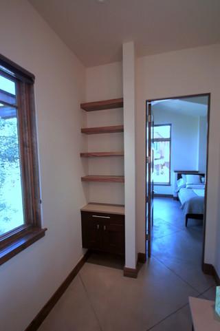 三层半别墅梦幻家具家装走廊设计
