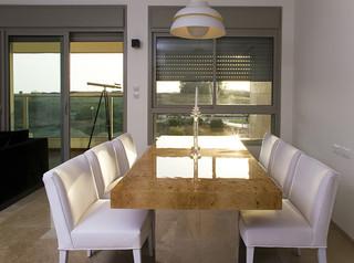 白色简欧风格单身公寓大气装修效果图
