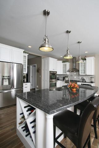 宽敞舒适厨卫空间设计