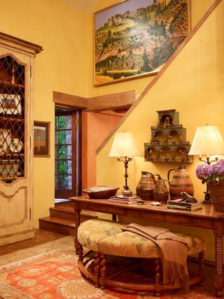 14款古典客厅装修图