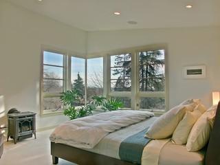 大户型温馨客厅12平米卧室效果图