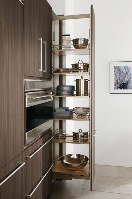 实用客厅原木色家居2平米厨房整体橱柜安装图