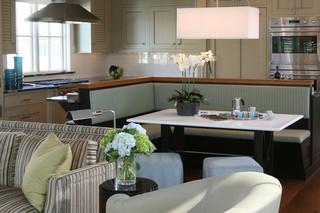 三层独栋别墅实用客厅布艺沙发及价格图片